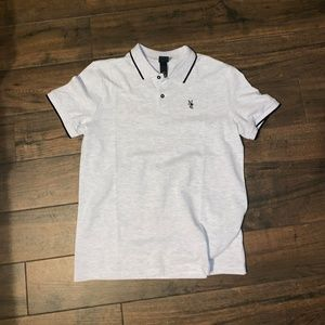 H&M men's polo shirt tee M new without tags